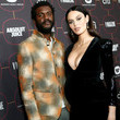 Nicole Trunfio Warner Music Group Pre-Grammy Party - Red Carpet