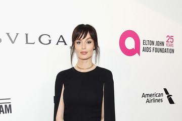 Nicole Trunfio 26th Annual Elton John AIDS Foundation Academy Awards Viewing Party sponsored by Bulgari, celebrating EJAF and the 90th Academy Awards - Red Carpet