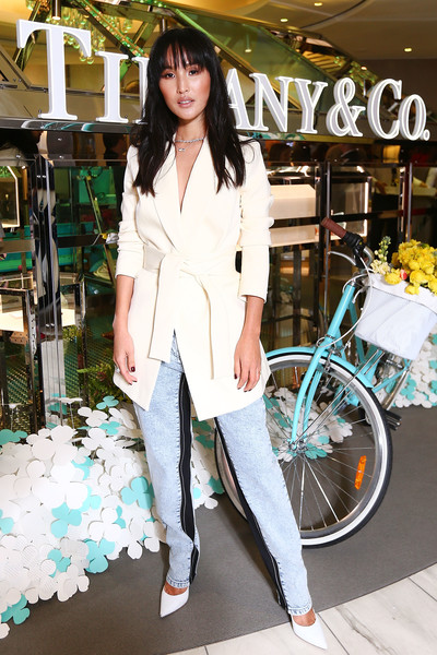 Tiffany & Co. Paper Flowers Launch