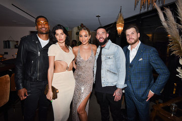 Nicole Williams Larry English Tone It Up – The Best by Jasmine Sanders Launch – Party