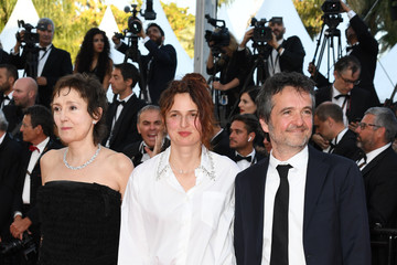 Nicoletta Braschi Closing Ceremony And 'The Man Who Killed Don Quixote' Red Carpet Arrivals - The 71st Annual Cannes Film Festival