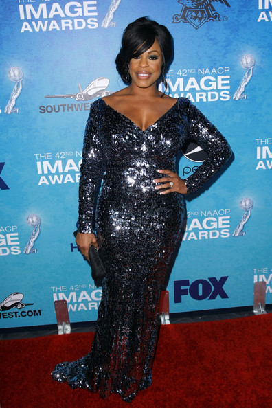 Niecy Nash - 42nd NAACP Image Awards - After Party
