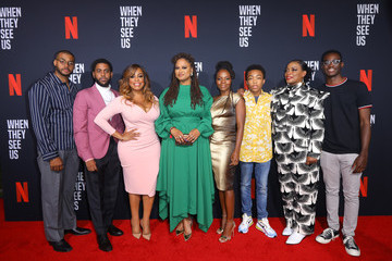 Niecy Nash Ava DuVernay FYC Event For Netflix's 'When They See Us' - Arrivals