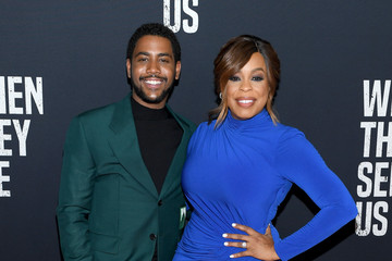 Niecy Nash Jharrel Jerome World Premiere Of Netflix's 'When They See Us'