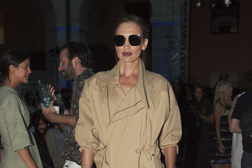 Nieves Alvarez Day 4 - Celebrities - Mercedes Benz Fashion Week Madrid - July 2018