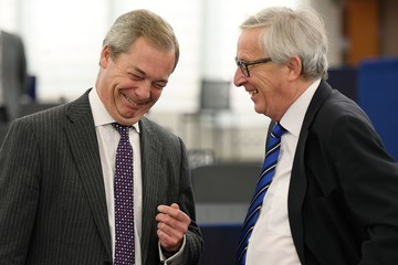 Nigel Farage Celebrity Sillies Pictures of The Week - December 20