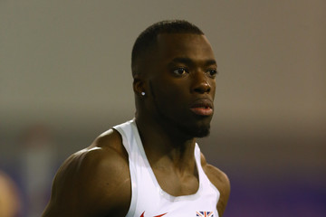 Nigel Levine Indoor British Championships - Day One