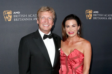 Nigel Lythgoe 2016 AMD British Academy Britannia Awards Presented by Jaguar Land Rover and American Airlines - Arrivals