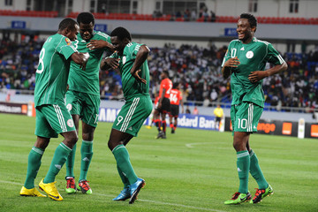 Obinna Nsofor Nigeria v Mozanbique Group C - African Cup of Nations
