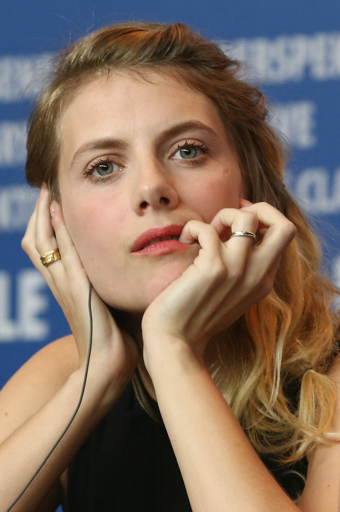 Melanie Laurent Photos - '<b>Night Train</b> To Lisbon' Press Conference - BMW At <b>...</b> - Night%2BTrain%2BLisbon%2BPress%2BConference%2BBMW%2B63rd%2B02c_HVfWe9Wx