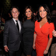 Andrea Tantaros A Night Of Style & Glamour To Welcome Newlyweds Kim Kardashian And Kris Humphries - Inside