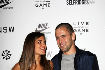 Carly Cole Nike Sportswear presents 'Live For The Game' Ultralounge at Selfridges