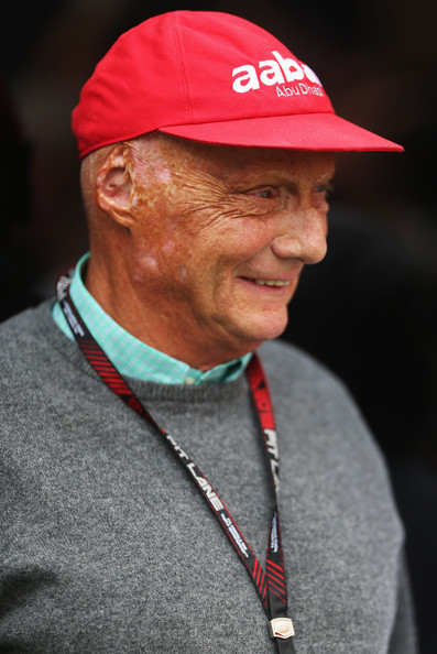 Niki Lauda Photos Photos - F1 Grand Prix of Italy - Zimbio