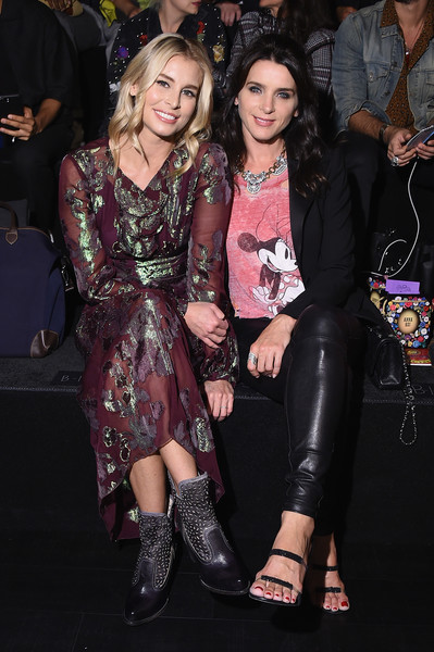 Anna Sui - Front Row - September 2017 - New York Fashion Week: The Shows