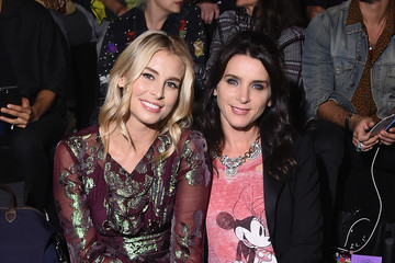 Niki Taylor Anna Sui - Front Row - September 2017 - New York Fashion Week: The Shows
