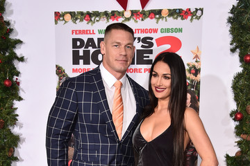 Nikki Bella Premiere of Paramount Pictures' 'Daddy's Home 2' - Arrivals