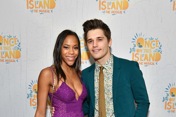 Nikki M. James 'Once on This Island' Broadway Opening Night - After Party