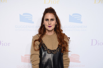 Nikki Pennie 2016 Guggenheim International Pre-Party Made Possible by Dior