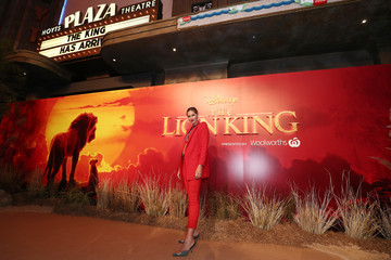 Nikki Phillips 'The Lion King' Sydney Special Event Screening