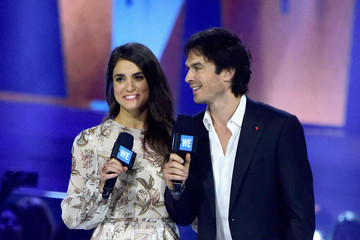 Nikki Reed WE Day California - Inside