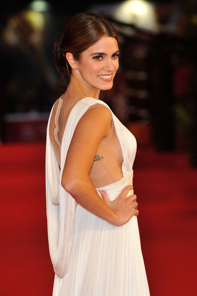 "Nikki Reed - ""The Twilight Saga: Breaking Dawn - Part 1"" Premiere - 6th International Rome Film Festival"