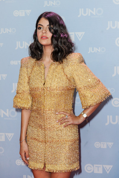 Arrivals at the JUNO Awards