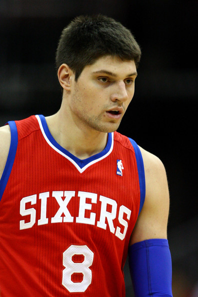 the best attitude 53619 32460 Nikola Vucevic Photos Photos - Philadelphia 76ers v New ...