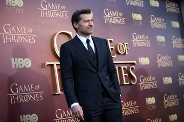 Nikolaj Coster-Waldau San Francisco Premiere of 'Game Of Thrones' Season 5 - Red Carpet