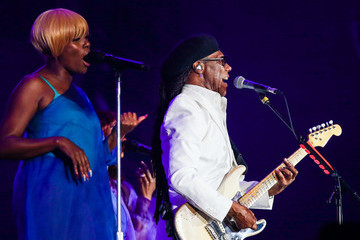 Nile Rodgers Rock in Rio 2019 - Day 4