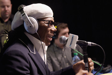 Nile Rodgers SiriusXM Broadcasts Live Interviews From The Rock And Roll Hall Of Fame Induction Ceremony 2017