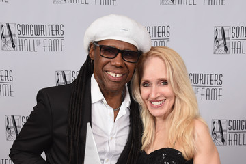 Nile Rodgers Songwriters Hall Of Fame 47th Annual Induction And Awards - Backstage