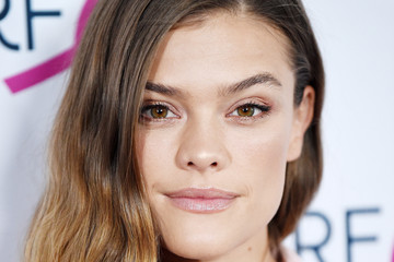 Nina Agdal Breast Cancer Research Foundation (BCRF) New York Symposium & Awards Luncheon - Arrivals