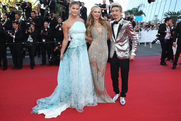 Nina Agdal 'Inside Out' Premiere - The 68th Annual Cannes Film Festival
