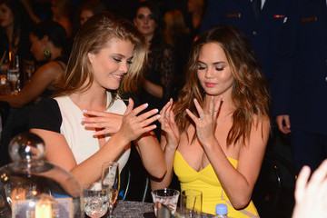 "Nina Agdal Spike TV's ""Guys Choice 2014"" - Backstage And Audience"