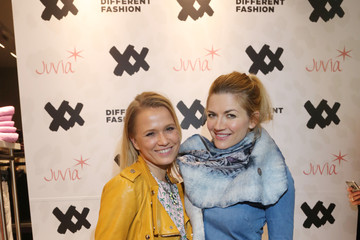 Nina Bott Different Fashion Store Opening In Hamburg