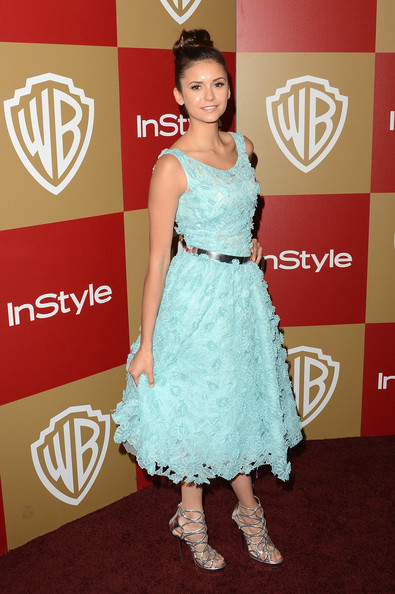 Nina Dobrev - 14th Annual Warner Bros. And InStyle Golden Globe Awards After Party - Arrivals