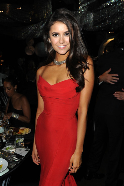 Nina Dobrev Actress Nina Dobrev attends the Governor's Ball during 63rd Annual Primetime Emmy Awards held at Los Angeles Convention Center West Hall on September 18, 2011 in Los Angeles, California.