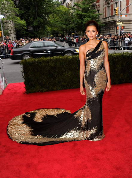 "Nina Dobrev - NY: ""Schiaparelli And Prada: Impossible Conversations"" Costume Institute Gala"