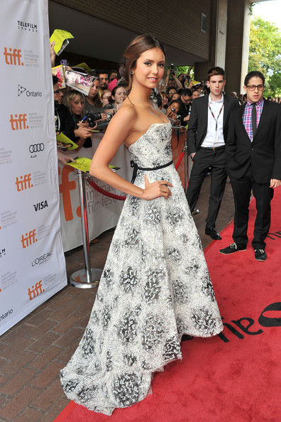 "Nina Dobrev - ""The Perks Of Being A Wallflower"" Premiere - 2012 Toronto International Film Festival"