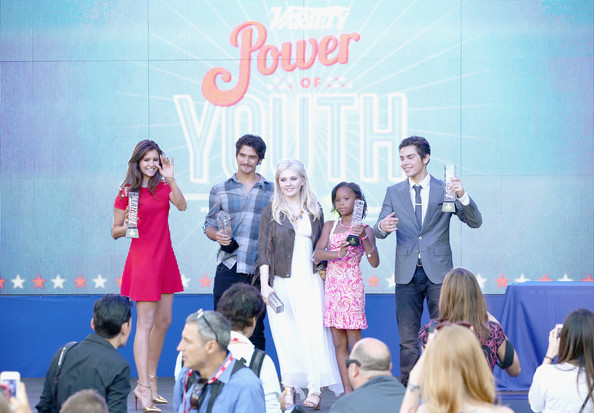Variety's Power Of Youth Presented By Hasbro And GenerationOn - Inside