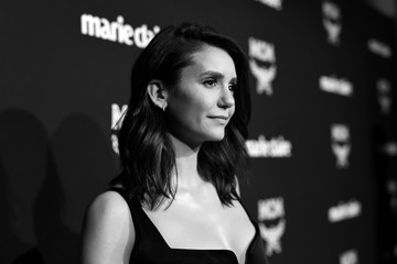 Nina Dobrev Marie Claire Honors Hollywood's Change Makers