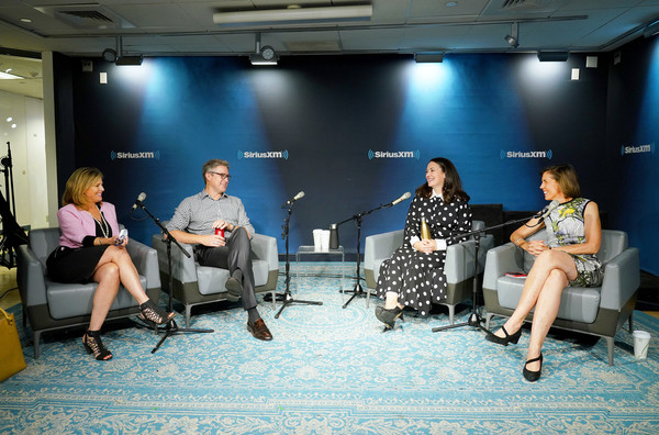 SiriusXM Insight's 'Making A Leader' Series [yellow,event,youth,design,performance,convention,tourism,conversation,academic conference,talent show,series,jeff peck,sarah kauss,nina easton,founder,founder,series,swell,siriusxm insights making a leader,siriusxm insights making a leader]