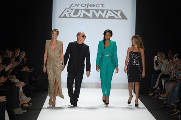 Nina Garcia Michael Kors MBFW Spring 2013 - Official Coverage - Best Of Runway Day 2