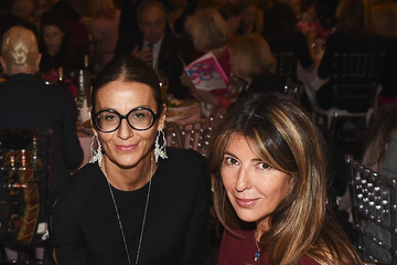Nina Garcia Breast Cancer Research Foundation New York Symposium and Awards Luncheon - Inside