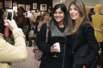 Nina Garcia Lord & Taylor Celebrates #ShoesFirst With Nina Garcia Of Marie Claire Magazine