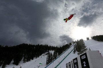 Nina Li FIS Freestyle Ski World Cup Aerial Competition
