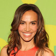 Nina Lisandrello Celebs Arrive at the CW Upfront Event in NYC