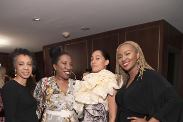 Nina Shaw InStyle Badass Women Dinner Hosted By Tracee Ellis Ross And Laura Brown