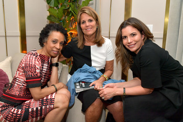 Nina Shaw Marie Claire Honors Hollywood's Change Makers