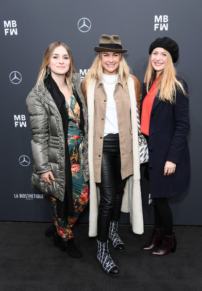 Mercedes-Benz Presents Amesh Wijesekera - Arrivals - Berlin Fashion Week Autumn/Winter 2019